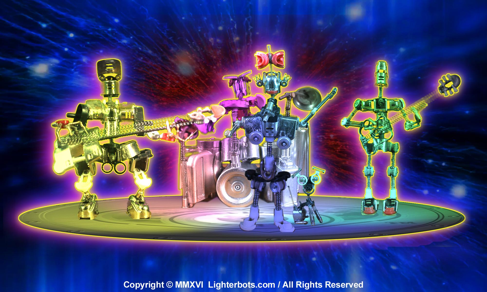 Lighterbots
